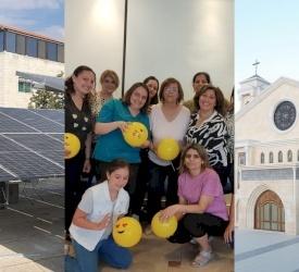 جمعية فرسان القبر المقدس في ألمانيا تدعم مشاريع البنية التحتية والتعليم وتمكين المرأة