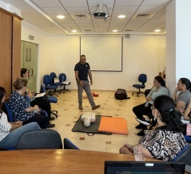 Latin Patriarchate holds first aid workshop for women of the Old City