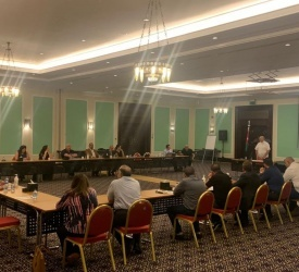 المحكمة الكنسية تعقد الدورة السنوية للمحامين في الأردن