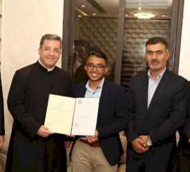 Jordania: la escuela del Patriarcado Latino de Madaba gana el primer lugar en los exámenes de Bachillerato