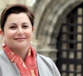 After second term win as Cyprus' Latin Community Representative, Mrs. Antonella Mantovani talks future plans