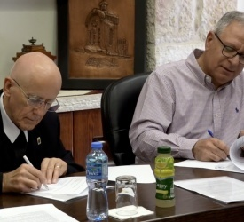 Latin Patriarchate and Bethlehem University sign agreements aimed at youth and catechists in Christian Schools