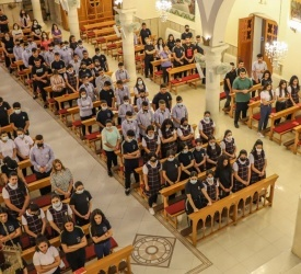 Prayer of Sisters of St. Joseph of the Apparition on occasion of new academic year 2021- 2022
