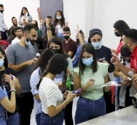 """اختتام نشاط فئة الثانوي للشبيبة المسيحية في فلسطين """"شبيبة موطن يسوع"""""""
