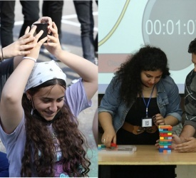 Youth groups in Palestine and Jordan conclude summer 2021 activities