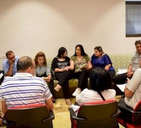 El Patriarcado Latino organiza formación para la protección de personas vulnerables en instituciones católicas