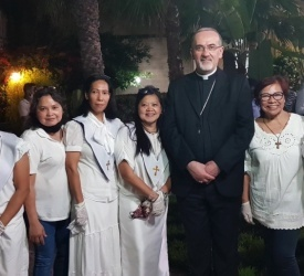 Omelia di Mons. Pizzaballa: 500 anni di cristianesimo nelle Filippine