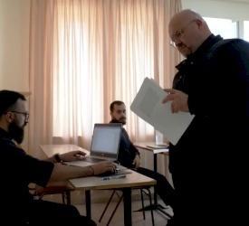الدعوات والمعهد الإكليريكي البطريركي في بيت جالا