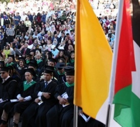 Bethlehem University celebrates its 41st graduation ceremony