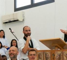 الأب ديفيد نويهاوس ينهي خدمته كنائب بطريركي للجماعة الكاثوليكية الناطقة باللغة العبرية