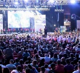 Watad, Jordan's first Christian festival