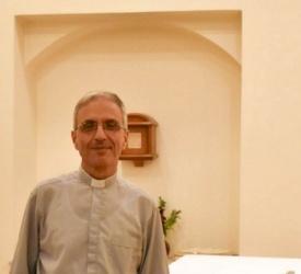 Entrevista con el Padre Rafic Nahra, el nuevo vicario patriarcal para los católicos de lengua hebrea