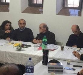 المكتب الرعوي لأبرشية القدس يعقد اجتماعه الرابع في يافا