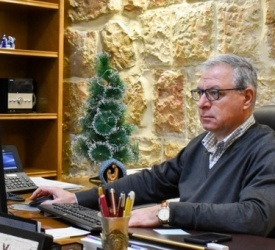 Christmas message of Mr. Sami El-Yousef, Chief Executive Officer of the Latin Patriarchate