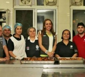 Amman: The Restaurant of Mercy offers meals at iftar time