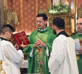 The Incarnate Word religious family celebrates twenty-five years in the Holy Land