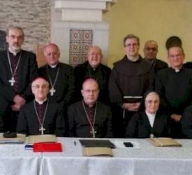 مجلس رؤساء الأساقفة الكاثوليك في الأرض المقدسة يوجه رسالة شكر للمطران جورج بقعوني
