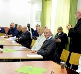 Les Religieux de Terre Sainte se réunissent à Bethléem
