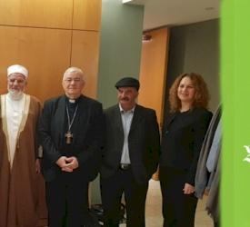 Le Patriarcat latin de Jérusalem prend part à la « semaine de Toronto » du Parlement mondial des religions