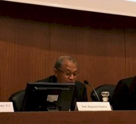 Conferenza Internazionale sui diritti umani presso la Pontificia Università Gregoriana