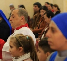 """Archbishop Pizzaballa in Gaza: """"Christmas is a time that strengthens our faith to do fruitful things that did not exist before"""""""