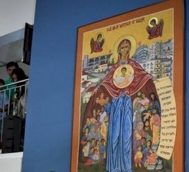 Père Renato Santos, nouveau responsable du Centre Notre Dame Femme de Valeur