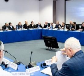 Ebrei e Cattolici a Roma per l'International Catholic-Jewish Liaison Committee