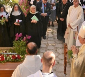 Sœur Marie-Paul au pays du Ciel
