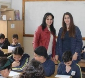 Computer equipment upgrade at the Beit Jala Latin Patriarchate School