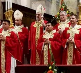 Jerusalem: six new Franciscan presbyters