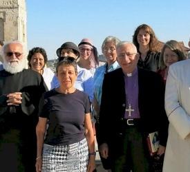 """Il Patriarcato latino partecipa all'incontro """"Friends Across Religions""""dell' Elijah Institute Summer School"""