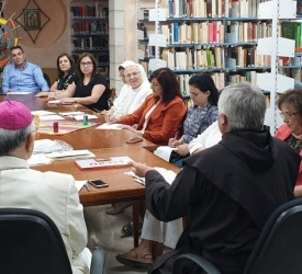 "Church of the Holy Land prepares for the ""extraordinary missionary month, October 2019"""