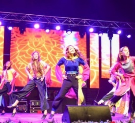 """Youth of Jesus' Homeland presents the story of the """"Ibn-El-Balad Festival"""" in Ramallah"""