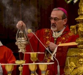 Omelia di Mons. Pizzaballa alla Messa d'apertura dell'anno accademico allo Studium Biblicum Franciscanum