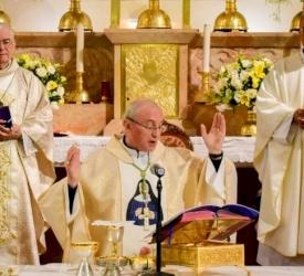 رهبانية الوردية تحتفل بعيد مؤسستها الأم القديسة ماري ألفونسين في القدس