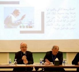 انعقاد ورشة العمل الأولى لمحاميي المحاكم الكنسية اللاتينية في الأردن