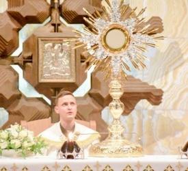 Adoration et Procession nocturne à Gethsémani
