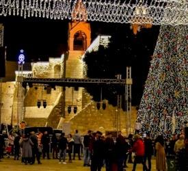 Des volontaires français se préparent à célébrer Noël en Terre Sainte