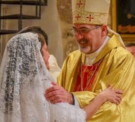 A Betlemme una nuova consacrata per l'Ordo Virginum