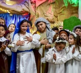 Noël 2019 à Gaza: des clichés à la réalité