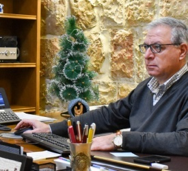 تأملات عيد الميلاد المجيد ٢٠١٩ بقلم السيد سامي اليوسف، الوكيل العام لبطريركية القدس للاتين