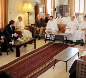 In visita a Gerusalemme, Emmanuel Macron annuncia la creazione di un fondo per le scuole cristiane orientali