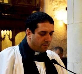 انتخاب القس حسام نعوم أسقفاً لمطرانية القدس الأسقفية الأنجليكانية