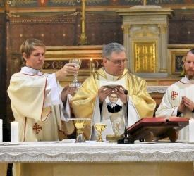 "Lo ""Studium Theologicum Salesianum"" di Gerusalemmecelebra la festa di S. Giovanni Bosco"