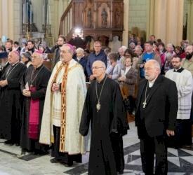 Las Iglesias de Jerusalén se unen en oración en la Semana de la Unidad de los Cristianos