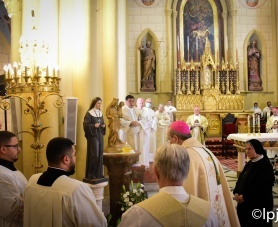 Mary Alphonsine Mass