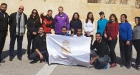 مؤسسة ريال مدريد تقوم بزيارة الى مدرسة البطريركيّة اللاتينيّة في مادبا