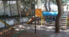 رعيّة عابود تستعد لافتتاح ملعب جديد للأطفال