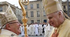 L'Ordre du Saint-Sépulcre se rassemble à Bordeaux pour soutenir les oeuvres du Patriarcat latin