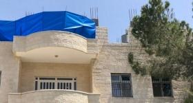 Un nouvel étage pour le bâtiment paroissial d'Ein-Arik